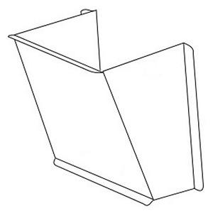 Samsung Small Front Wind Baffle (WBMF-9/12/18)