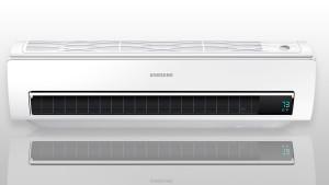 Samsung Whisper Mini Split Heat Pump w/ Wi-Fi (AR12HSFSJWK - 12K Btu)