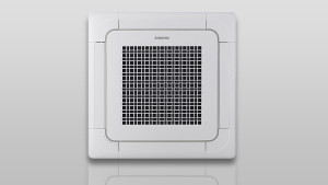 Samsung 4 Way Cassette Mini Split Heat Pump (AC042JN4DCH - 42K Btu)