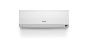 Samsung Novus Mini Split Heat Pump 12K 115V (AR12JSALBWKNCV) Front