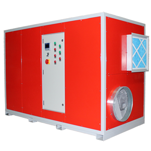 Ebac DD3000 Desiccant Dehumidifier