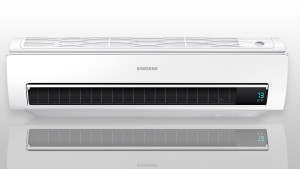 Samsung Whisper Smart WiFi Mini Split Heat Pump (AR09KSWSJWKNCV) - 9K Btu)