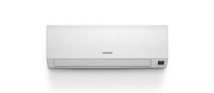 Samsung Novus Mini Split Heat Pump 12K 208/230V (AR12JSFLBWKXCV) Front