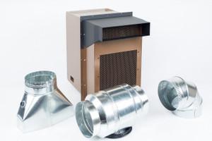 WhisperKOOL Ducting Kit (6000i, 8000i)