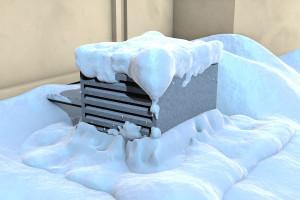 WhisperKOOL Cold Weather Start Kit for Platinum Split 8000 & Ceiling Mount 8000 (after 01/07/15) - Image 1