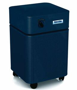 Austin Air Healthmate Air Purifier B400E1, MIDNIGHT BLUE