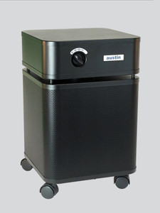 Austin Air Allergy Machine Air Purifier B405B1, BLACK