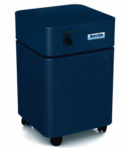 Austin Air Allergy Machine Air Purifier B405E1, MIDNIGHT BLUE