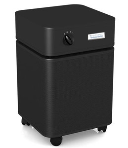 Austin Air Bedroom Machine Air Purifier B402B1, BLACK
