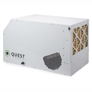 Quest Dual 105 Overhead Dehumidifier - Main View