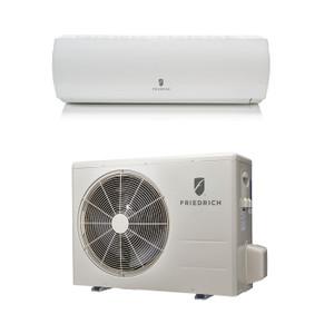 Friedrich HM09YJA Mini Split Evaporator and Condenser