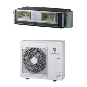 Friedrich D24YJ Cassette Mini Split Evaporator and Condenser