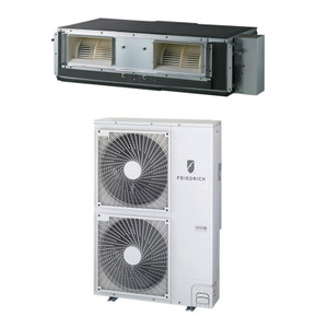 Friedrich D36YJ Concealed Ducted Evaporator and Condenser