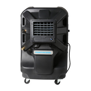 Portacool JetStream 220 Portable Evaporative Cooler - Front View