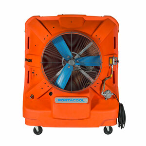 Port-A-Cool Hazardous 260 PACHZ260DAZ Portable Evaporative Cooler - Front View