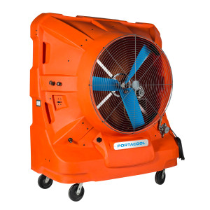 Port-A-Cool Hazardous 270 PACHZ270DAZ Portable Evaporative Cooler - Right Face View