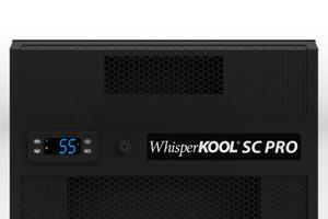 WhisperKOOL SC PRO 4000 Controls