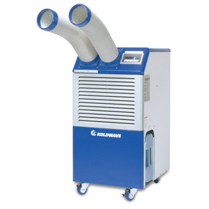 Koldwave 6KK17 Air-Cooled Portable Air Conditioner