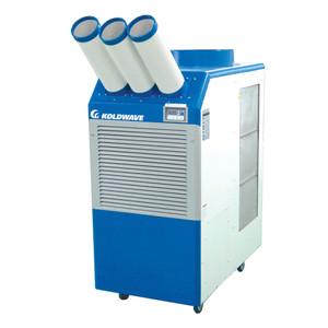 Koldwave 6KK92 Air-Cooled Portable Air Conditioner
