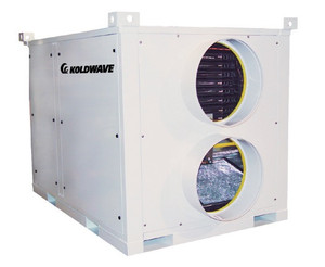 Koldwave KWHH15 Portable 15 kW Electric Heating Unit