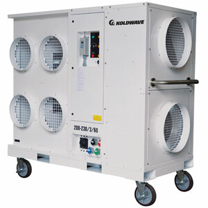 Koldwave HKW12M Air Cooled Portable Horizontal AC, 12 Ton