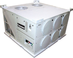 Koldwave HKW30 Air Cooled Portable Horizontal AC, 30 Ton
