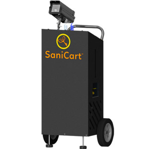 SaniCart Portable Sanitation Station