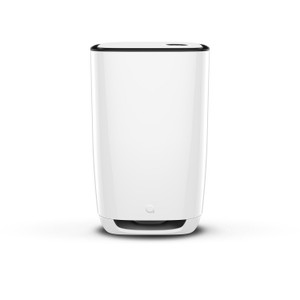 Aair 3-In-1 Pro Air Purifier, White - Front View