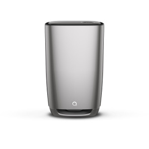 Aair 3-In-1 Pro Air Purifier, Graphite - Front View
