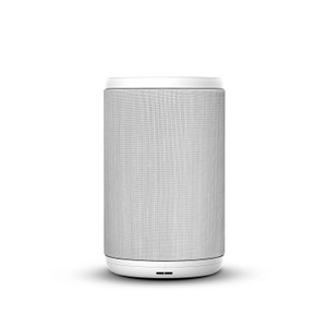 Aair Lite Air Purifier, Nimbus Cloud - Front View