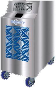 KwiKool BioAir+ KBP1800 Portable Air Scrubber
