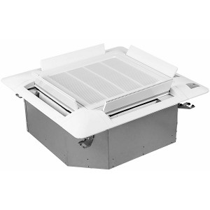Aircon Sky Pro 12K BTU Cassette Ductless Mini Split - Indoor Unit