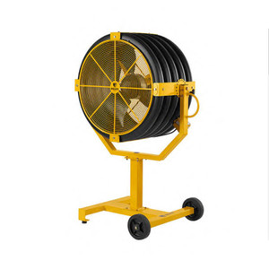 Big Ass Fans Yellow Jacket Portable Fan & Base