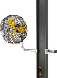 Big Ass Fans 30 Inch AirEye Portable Fan - C-Channel