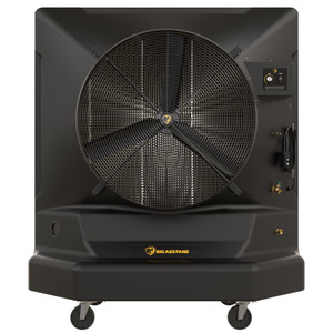 Cool-Space 400 Evaporative Cooler - Front View