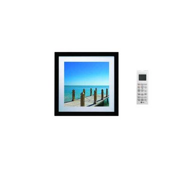 LG Mini Split 9K Art Cool Gallery Inverter (LA-090HVP)