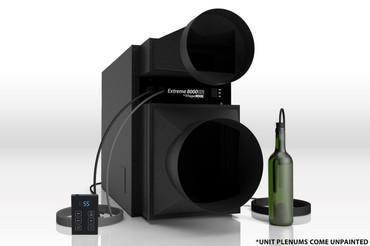 WhisperKOOL EX 8000TIR w/ Controller and Bottle Probe