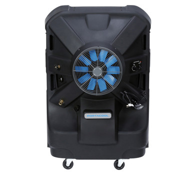 Portacool Jetstream 240 PACJS2401A1 Portable Evaporative Cooler - Front View