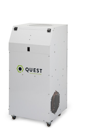 Quest HI-E DRY 120 Dehumidifier Right