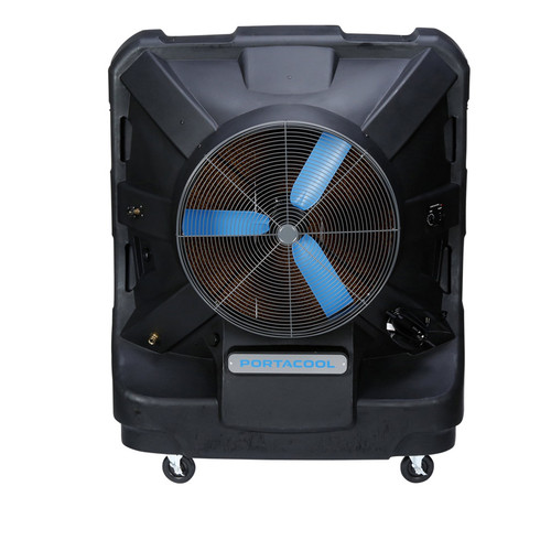 Port-A-Cool Jetstream 260 PACJS2601A1 Portable Evaporative Cooler - Front View