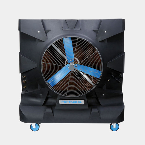 Port-A-Cool Hurricane 370 PACHR3701F1 Portable Evaporative Cooler - Front View