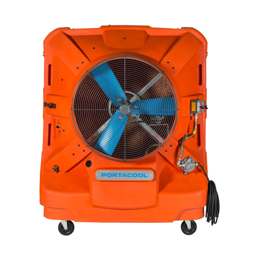 Port-A-Cool Hazardous 260 PACHZ260DAZ Portable Evaporative Cooler - Front View