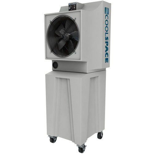Cool-Space Glacier-18-TB CS5-18-VD-TB2 Portable Evaporative Cooler - Main View