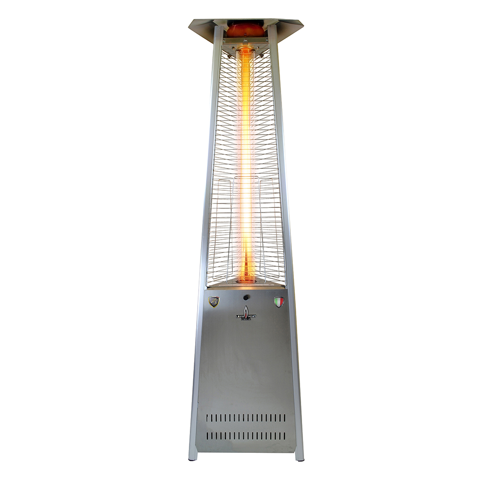 Charmant Commercial Flame Patio Heater Disassembled Without Remote (LHI ...