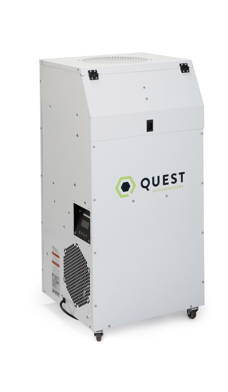 Quest Hi E Dry 195 Energy Efficient Dehumidifier