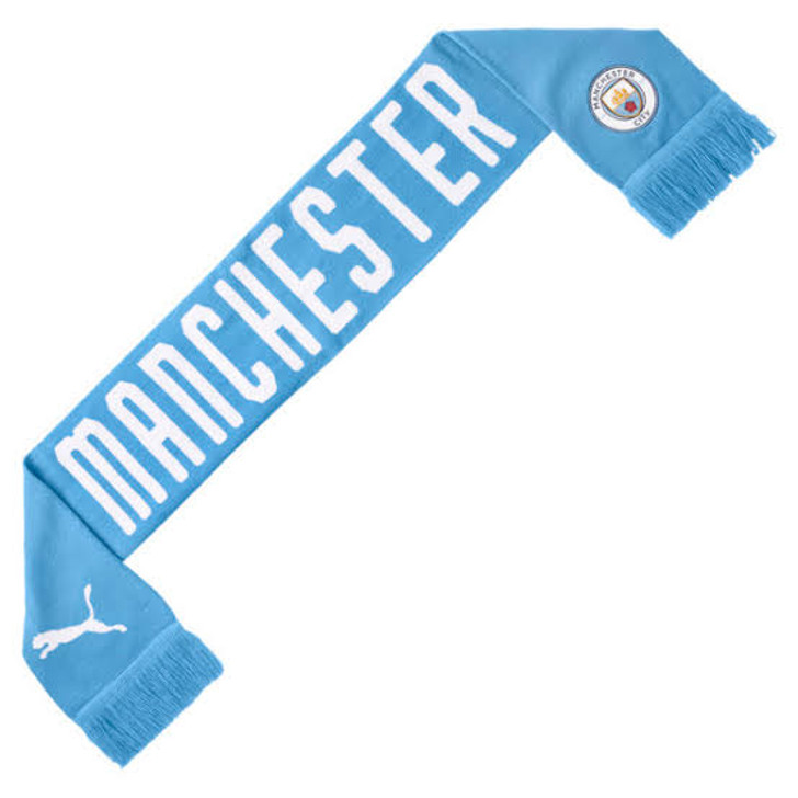 Manchester City Scarf 19/20