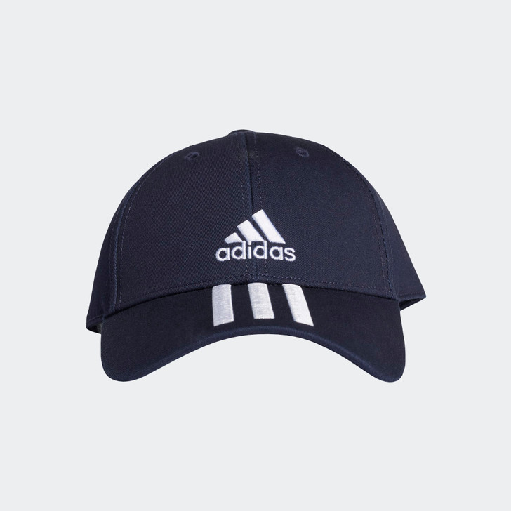 BBALL 3S CAP NVY/WHT