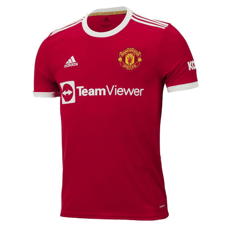 MANCHESTER UNITED HOME JERSEY 21/22 YOUTH