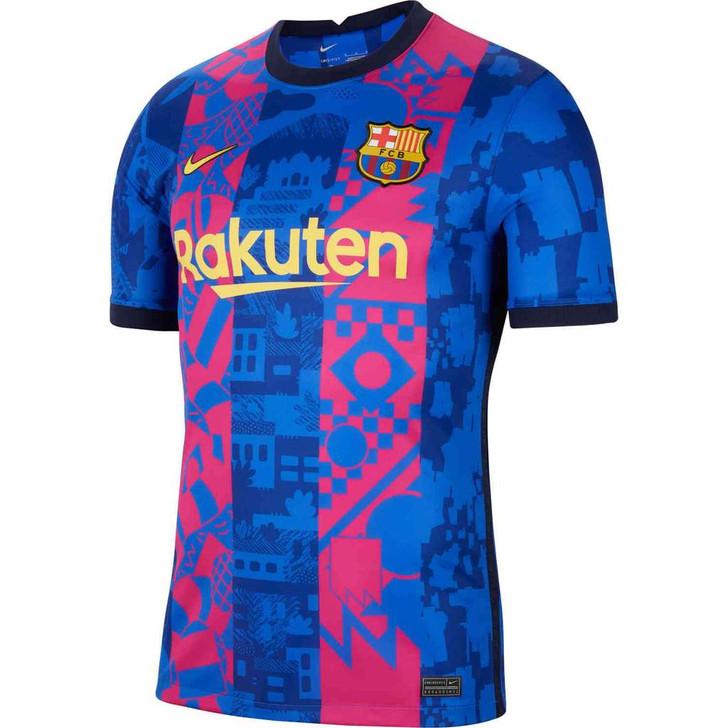 FC BARCELONA THIRD JERSEY 21/22