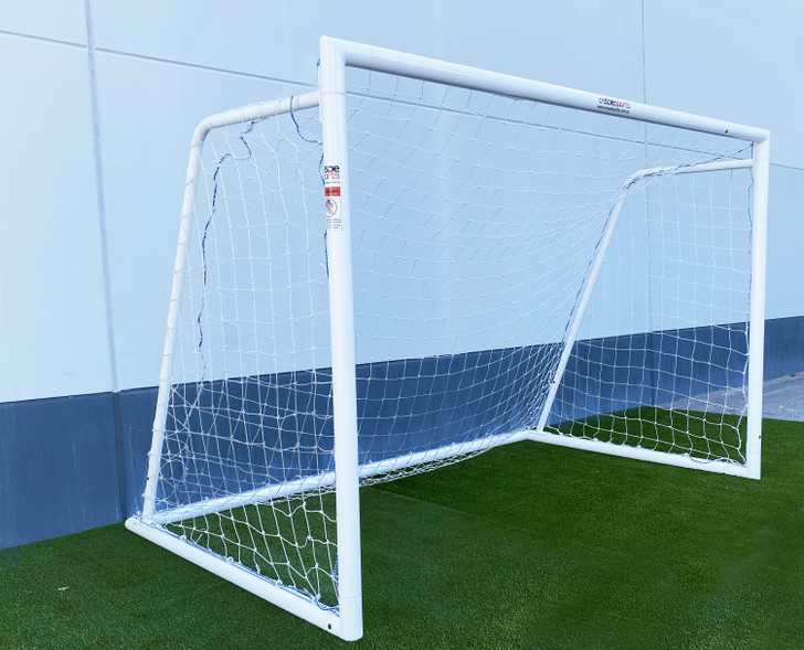 Pro Portable Goals 3M x 2M Includes Installation & Delivery (METRO WA ONLY)
